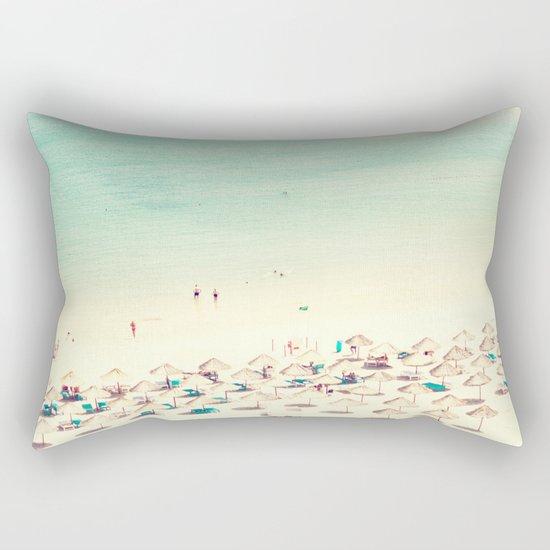beach XVI Rectangular Pillow
