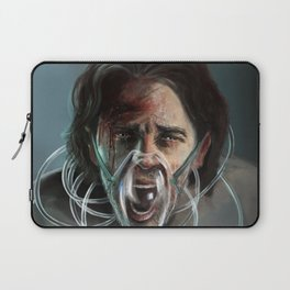 Scream Laptop Sleeve