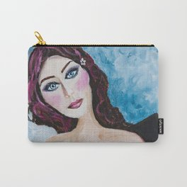 Night Lady Carry-All Pouch
