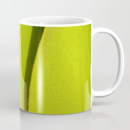 Vegetal lines Coffee Mug