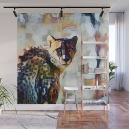 Your Cheetah Eyes Wall Mural