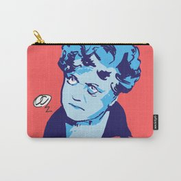Jessica Fletcher Carry-All Pouch