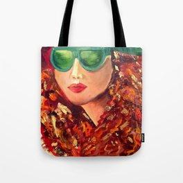 Diana by Varda Levy Tote Bag