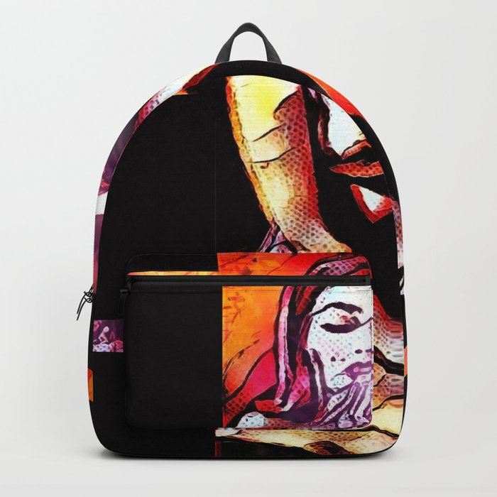 Diamonds and Shame Backpack