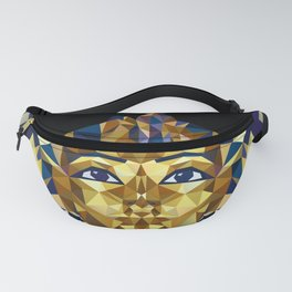 Golden Tutankhamun - Pharaoh's Mask Fanny Pack
