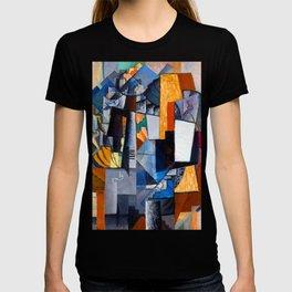 Kazimir Malevich Bureau and Room T-shirt