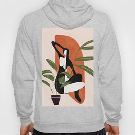 Abstract Female Figure 20 Hoody