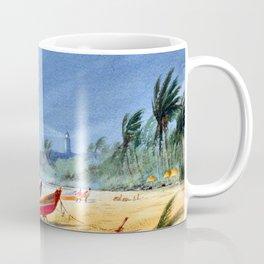 Puerto Rico Maunabo Beach Coffee Mug