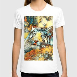 AnimalArt_Tiger_20170603_by_JAMColorsSpecial T-shirt