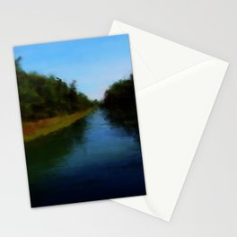 Carrying Place, Hancock Maine Stationery Cards