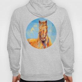 Obedient Spirit - Horse portrait Hoody