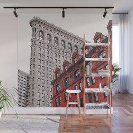 New York City - Flatiron Building Wall Mural