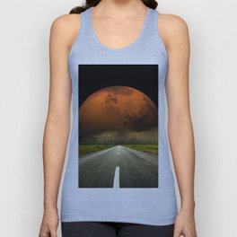 Down the Road Again Unisex Tank Top