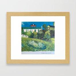 Daubigny's Garden Framed Art Print