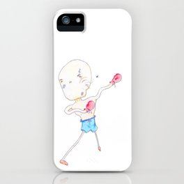 Buggin Out iPhone Case