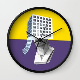 sns Wall Clock