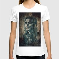 crowley T-shirts featuring Crowley by Sirenphotos