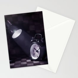 Zeiteinblendung Stationery Cards