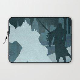 Vector Final Fantasy VII Laptop Sleeve