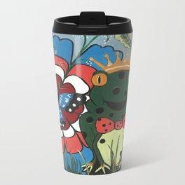 Frog Prince And His Kingdom Travel Mug