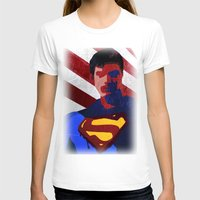 superman T-shirts featuring Superman by Scar Design