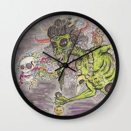 Voodude Wall Clock
