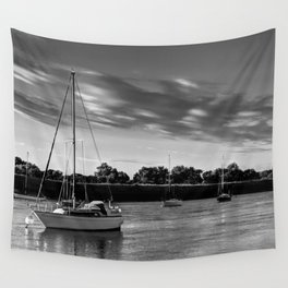The River Crouch Essex Wall Tapestry