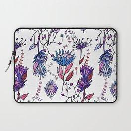 Protea Flower Lilac #homedecor Laptop Sleeve
