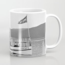 Vintage Mohican Steamboat Coffee Mug
