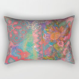 Tracy Porter / Poetic Wanderlust: Good Vibes Only Rectangular Pillow