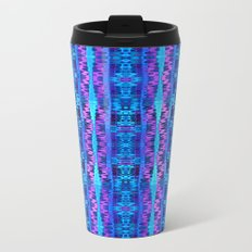 Glitch No. 6 Metal Travel Mug
