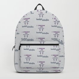 Beautful Butterflies Backpack