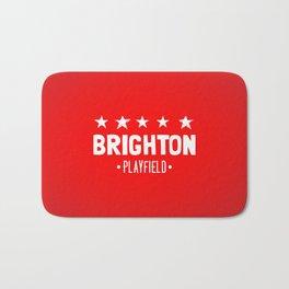 Brighton Playfield Bath Mat