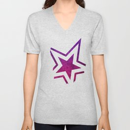 Star Beta Unisex V-Neck