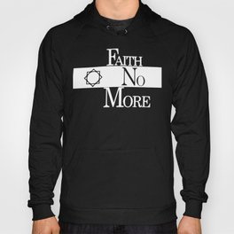 Faith No More Star Logo Hoody