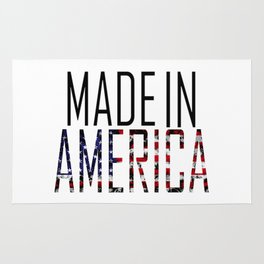Made In America Rug