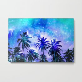 Summer Night Dream Metal Print