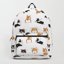 Corgi Pawty Backpack