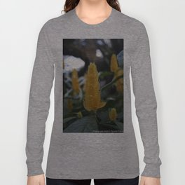 Golden shrimp Long Sleeve T-shirt