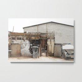 Shack 215 Metal Print