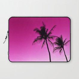Pink Aloha Laptop Sleeve
