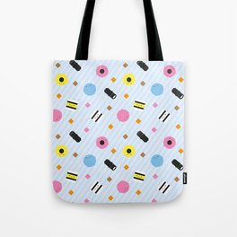 Kawaii Candy Liquorice Allsorts Tote Bag