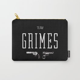 Team Grimes Carry-All Pouch