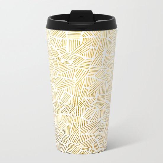 Inca Sun Metal Travel Mug