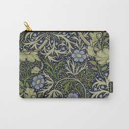 William Morris Seaweed Pattern Carry-All Pouch