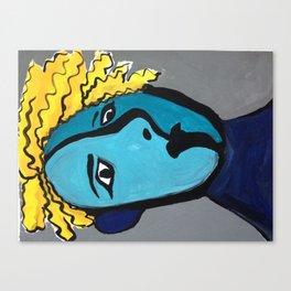 BlueBoy Canvas Print
