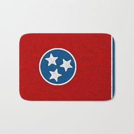 Fancy Flag:  Tennessee Bath Mat