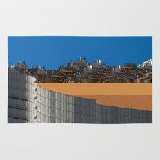 The wall Rug