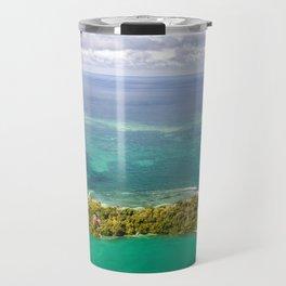 Caribbean View Travel Mug