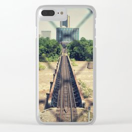 Floodwall Clear iPhone Case